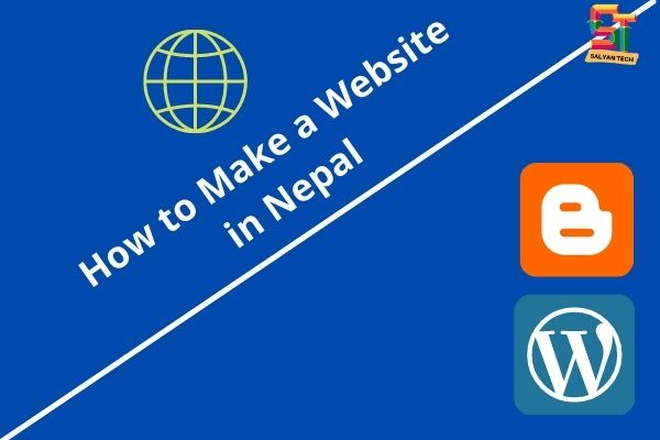 How To Make A Website In Nepal 2021