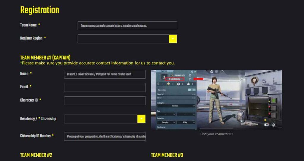How To Register PMNC - PUBG Mobile National Championship Nepal 2021